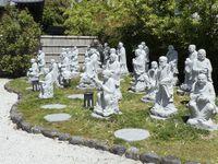 Kyôto: Le sanctuaire Shimogamo au fond de sa forêt primaire UNESCO