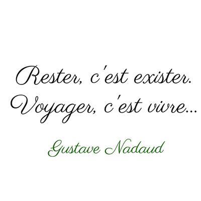 Citation de Gustave Nadaud