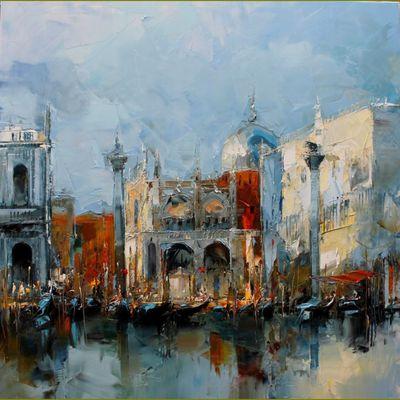 Venisepar les peintres -    Benoit Havard