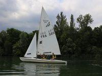 Navigation avec nos Amis du club des Praillons