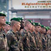La Légion étrangère va recruter 1 400 soldats en 2021