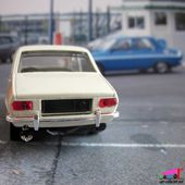RENAULT 12 TL 1970 SOLIDO 1/43 - R12 - car-collector.net