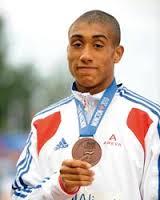 Jimmy Vicaut nouveau record de France en sprint 9''86
