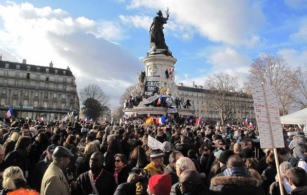 Nous sommes Charlie…