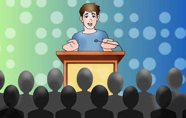 Subject : Why should we enhance our Public Speaking skills ?