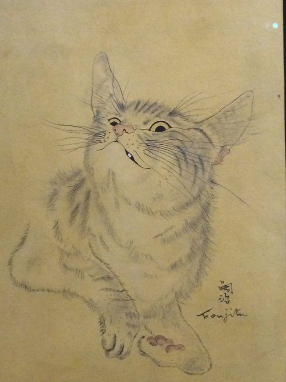 Chats et enfants dont l'étonnant portrait de Gérard Oury à 8 ans