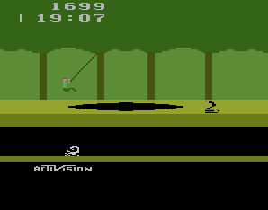 [RETROGAMING] Pitfall! / Atari 2600