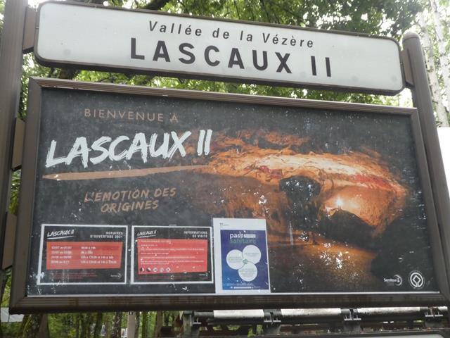 Rencontre J2 Lascaux et Sarlat