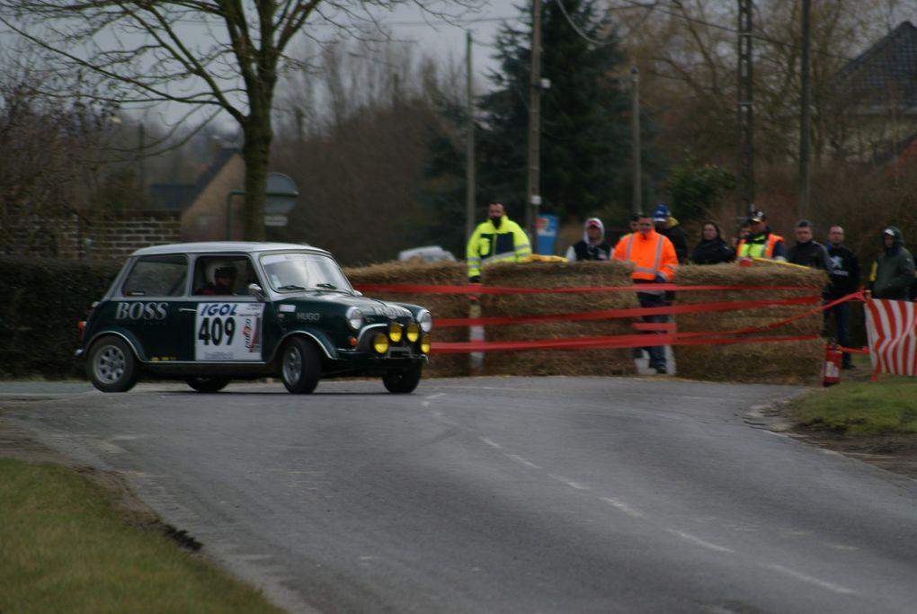 Album - Rallye des Routes du Nord VHC-VHRS-CLASSIC 201