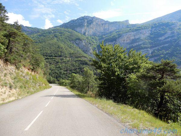 Col du Rousset (Voyages en camping-car)