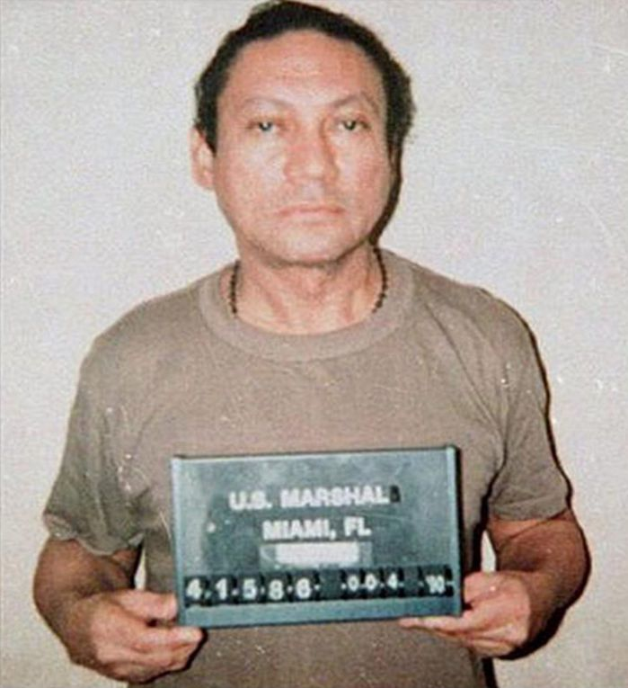 Panama's former dictator Manuel Noriega – a life in pictures