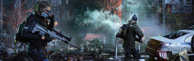 Tom Clancy's The Division dispo sur #PS4 et #Xbox ! #ubisoft