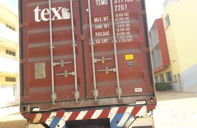 Un don pour un container