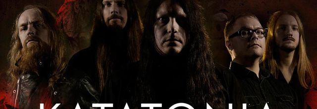 KATATONIA: Session Live en Studio le 09 Mai 2020...