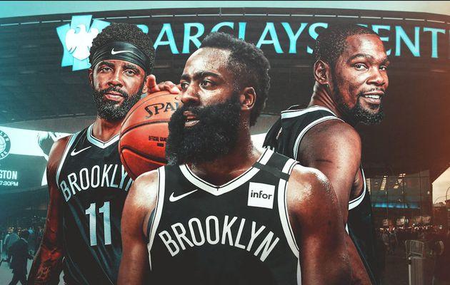 James Harden quitte Houston pour rejoindre Kevin Durant et Kyrie Irving aux Brooklyn Nets