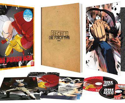 La saison 2 de One Punch Man débarque en DVD et Blu-ray !