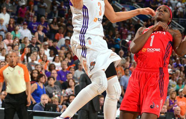 WNBA: Diana Taurasi éteint Washington