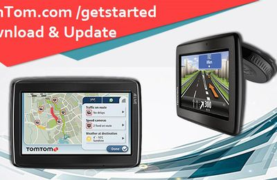 Guide To Update TomTom GPS | 1-844-776-4699