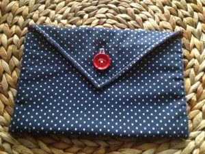 Une mini housse pour Miss Mérédith's ipad mini