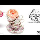 OPI Virtual Tea Party | Disney's Alice Through the Looking Glass