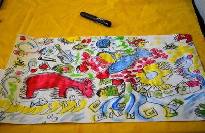 Histoire de l'art pour les enfants...