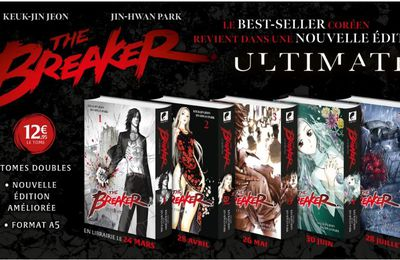 The Breaker revient en édition Ultimate !