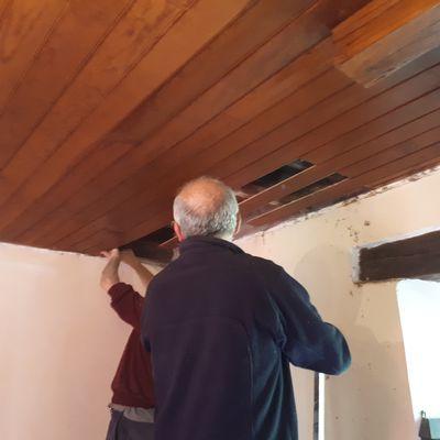 gîte en Aveyron - innovations et rénovations 2018