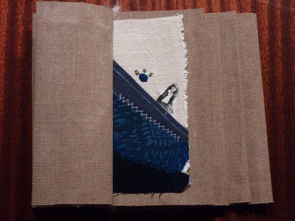 Mes livres textiles