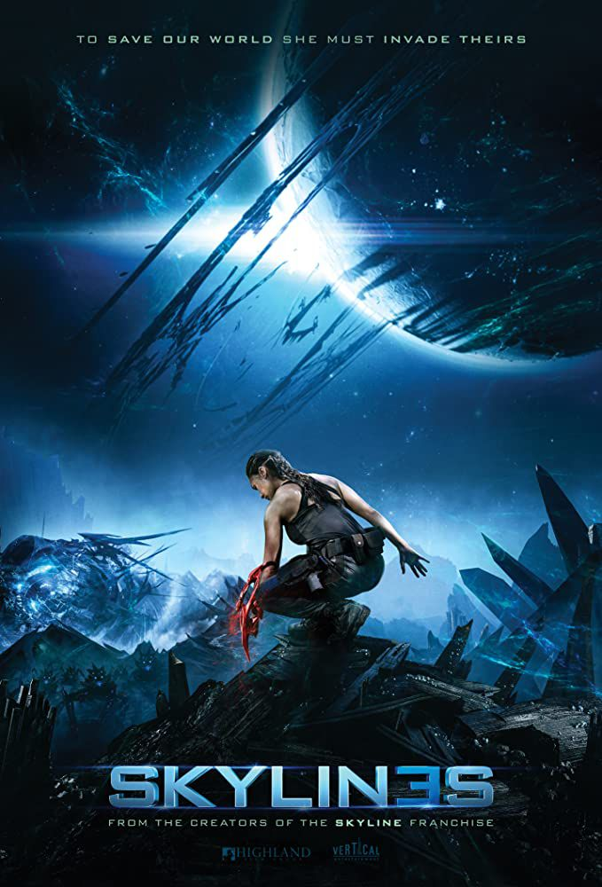 Skyline 3 (Skylin3s) (BANDE-ANNONCE) avec Lindsey Morgan, Rhona Mitra, Alexander Siddig