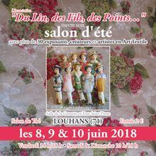 Salon d'été à Louhans, 71