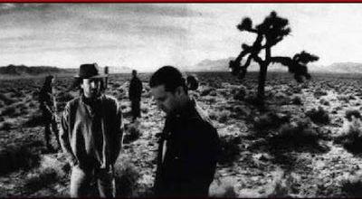 U2 -Joshua Tree Tour -15/07/1987 -Madrid  Espagne - Estadio Santiago Bernabeu