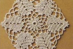 """Crochet : Patrons & modèles gratuits 26 """"Napperons au crochet"""""""