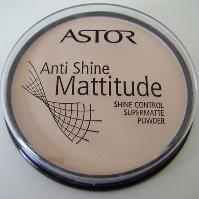 Astor Anti Shine Mattitude Powder