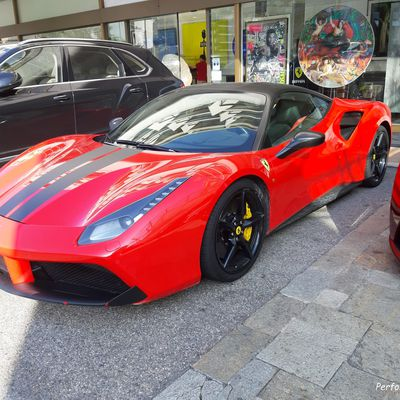 488 red and black