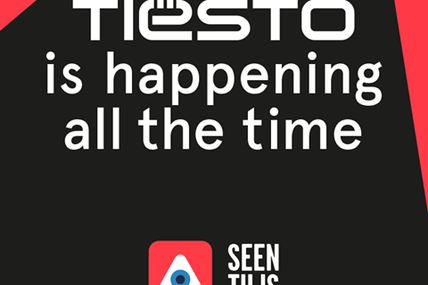 Tiësto and Seenth.is. The exclusive mix available now !