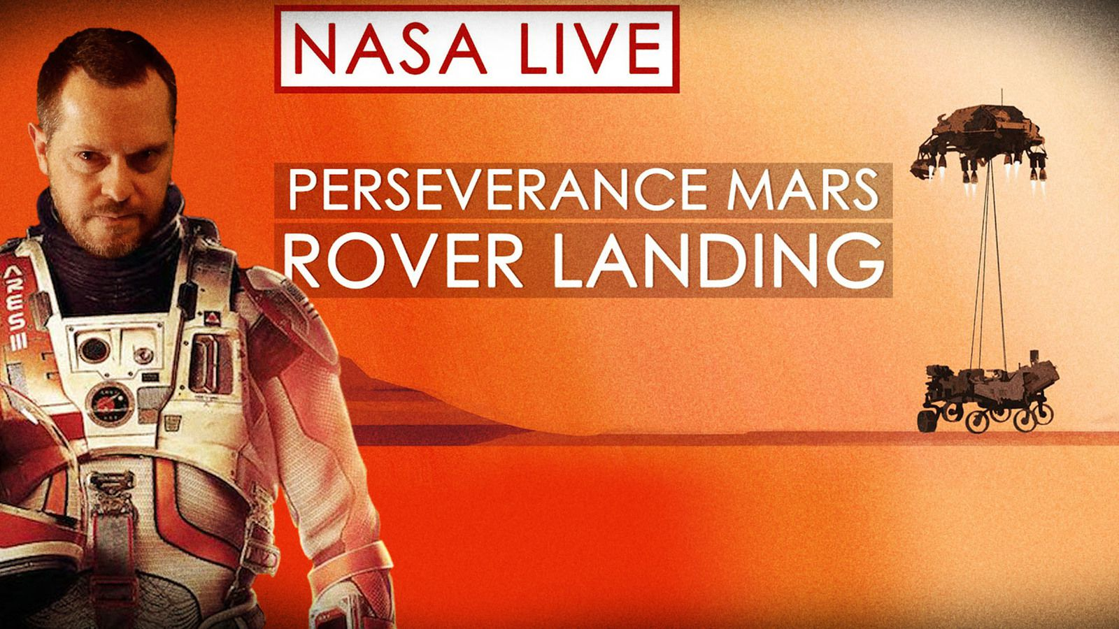 🔴 LIVE : NASA's Perseverance Rover Land on Mars !
