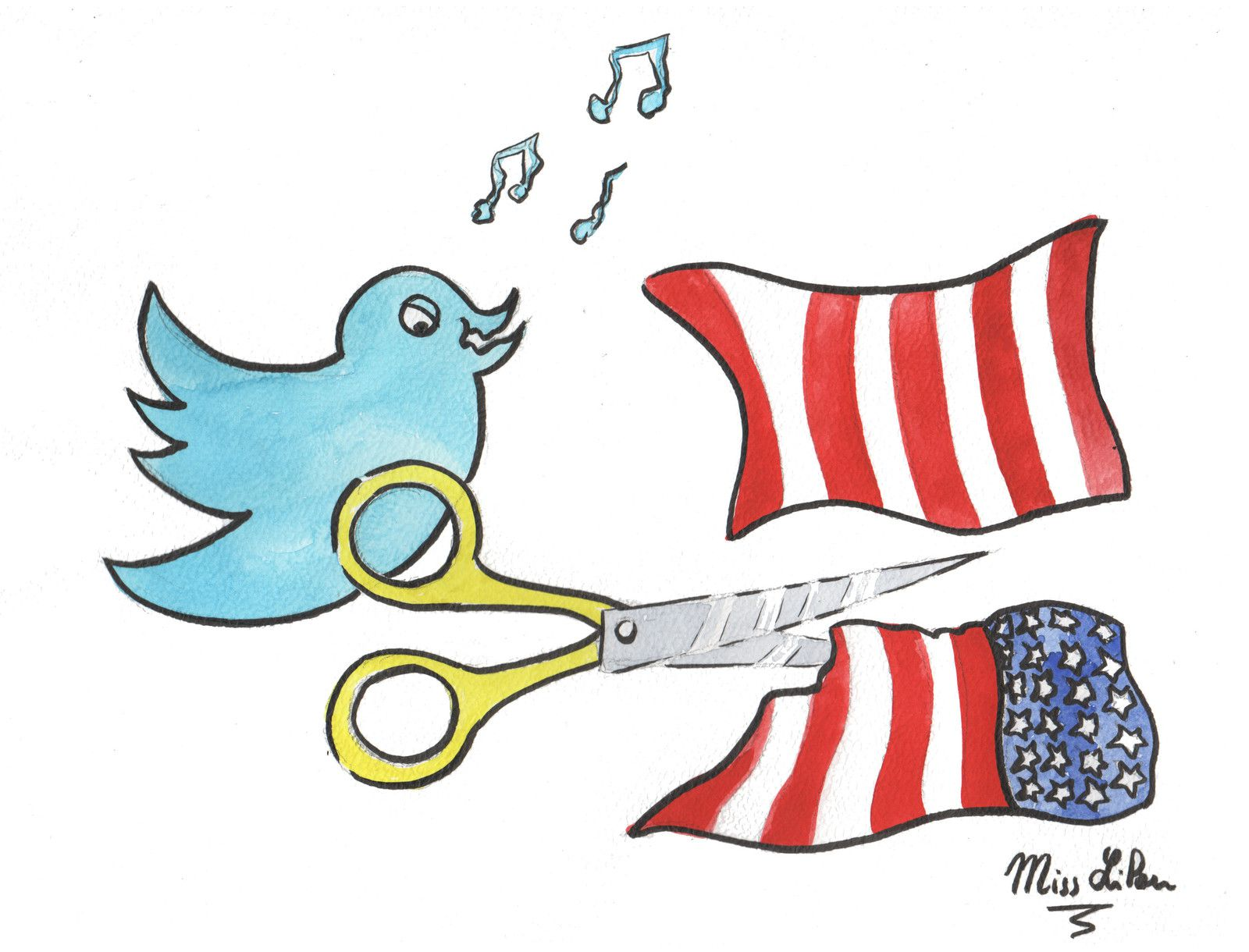 """Twitter : la censure"""