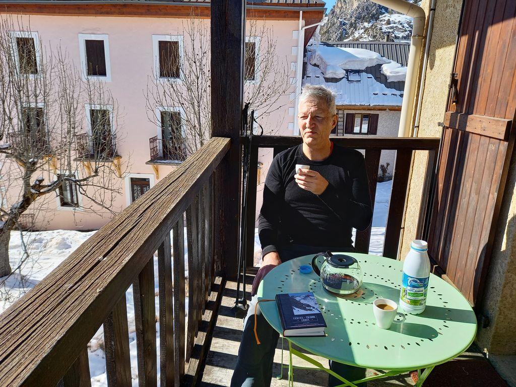 Ca se réchauffe, place au café en terrasse !
