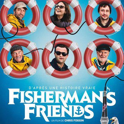 FISHERMAN'S FRIENDS   Mercredi 4 août à 21h  VOST