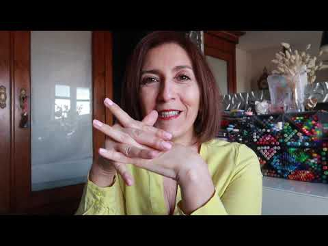 Vlog Diamond Painting Action - Balade avec Sylvia  - 3 Avril 2021