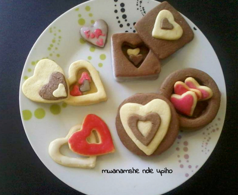 Sugar cookies box au chocolat