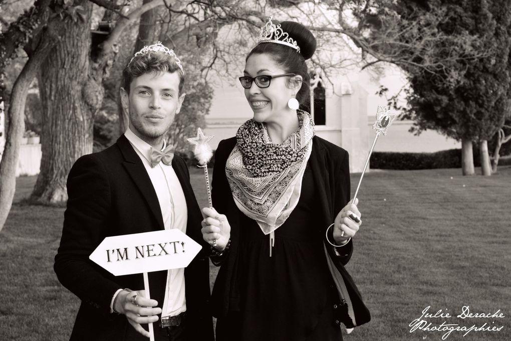 Mariage Gay & Divas au Domaine des Moures | Photobooth & soirée | Photographe mariage pour tous Montpellier