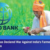 Bill Gates, the World Bank and Crony Capitalism All Waging War Against Indian Farmers
