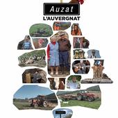 Auzat l'Auvergnat - L'Auvergne Vue par Papou Poustache