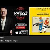 Vladimir Cosma feat Michel Roques, Guy Pedersen - Je suis timide... Mais je me soigne