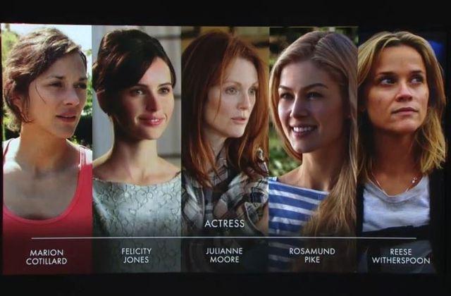 Palmarès des Oscars 2015 dévoilé ce dimanche.
