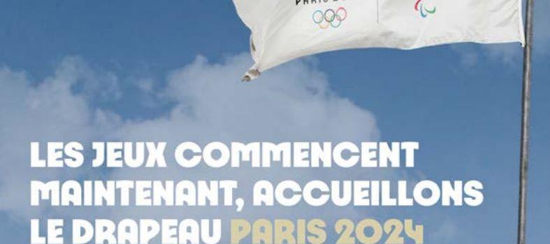 Fêtez les athlètes de la région Centre Val de Loire de retour des Jeux de Tokyo et les drapeaux Olympique et Paralympique à Orléans le vendredi 24 septembre 2021