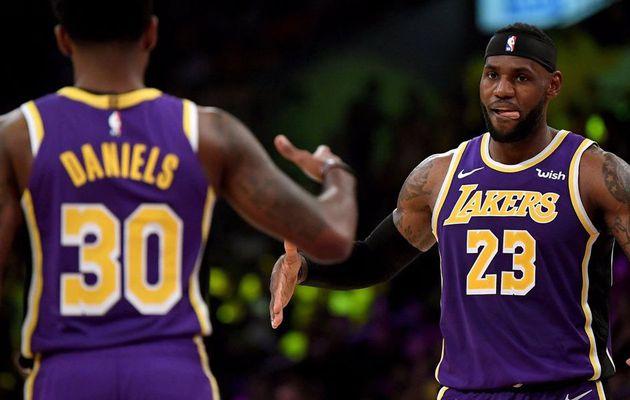 LeBron James et les Lakers réagissent de la plus belle manière en battant Utah Jazz