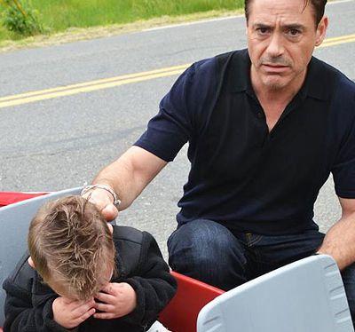 Robert Downey Jr. consoló a niño que se enteró de que Iron Man no es real