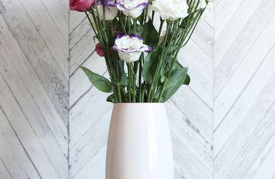 Comment donner un effet pierre à un vase tout simple